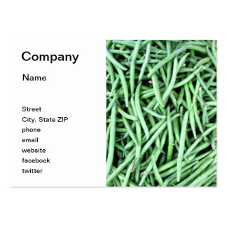 String Beans Pack Of Chubby Business Cards