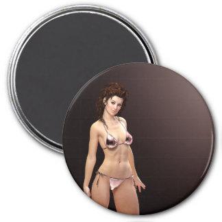 String Bikini Anna Fridge Magnet