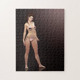 String Bikini Anna Puzzle