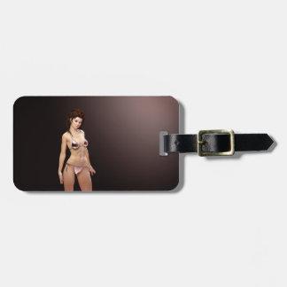 String Bikini Anna Travel Bag Tags