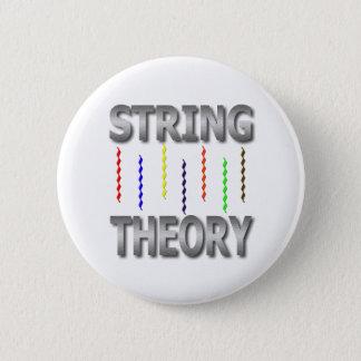 string theory 6 cm round badge