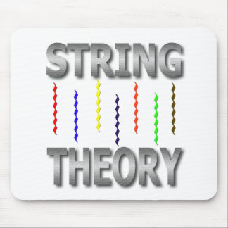string theory mouse pad