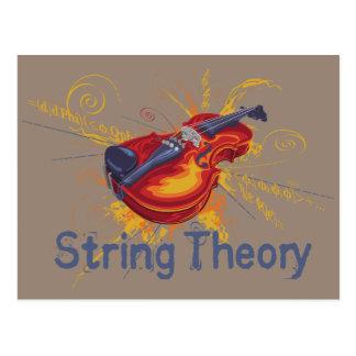 String Theory Postcard