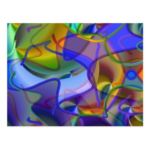 String Theory Post Card