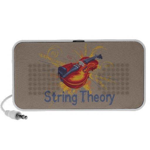 String Theory Speaker System