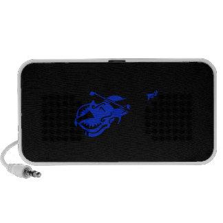 Stringed black blue instrument violin bow image pn portable speaker