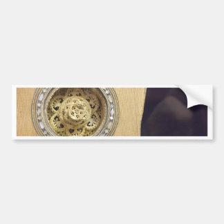 Stringed Instrument Bumper Sticker
