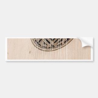Stringed Instrument IV Bumper Sticker
