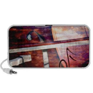 Stringed Instrument Mp3 Speaker