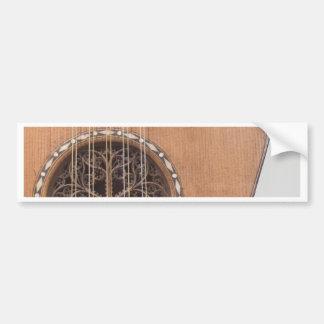 Stringed Instrument VI Bumper Sticker