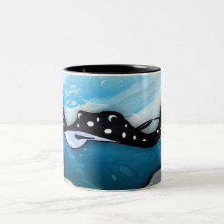 Stringray (Manta Ray) Painting Mug