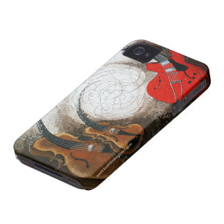 Strings At War iPhone 4 Case-Mate Case