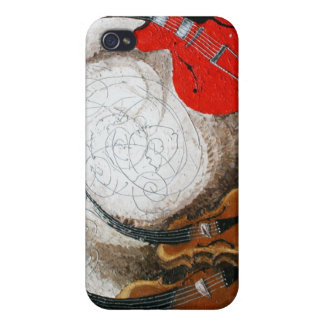 Strings At War iPhone 4 Speck Case Cover For iPhone 4