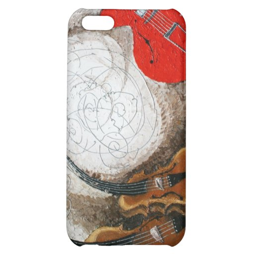 Strings At War iPhone 4 Speck Case iPhone 5C Covers