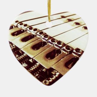 Strings Christmas Ornament
