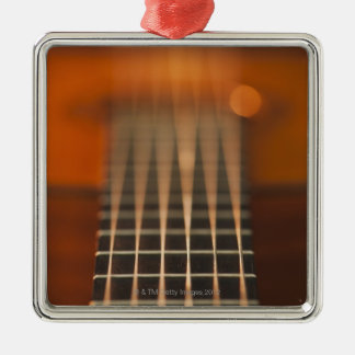 Strings of Acoustic Guitar Christmas Ornament