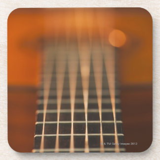 Strings of Acoustic Guitar Coaster