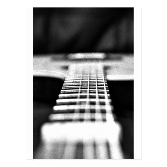 Strings Postcard