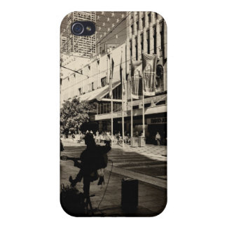 Strings & Stars iPhone 4 Covers