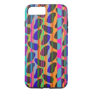 Stripe Beans iPhone 8 Plus/7 Plus Case