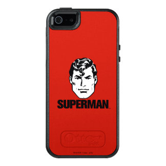 Stripe Boy - Superman 2 OtterBox iPhone 5/5s/SE Case