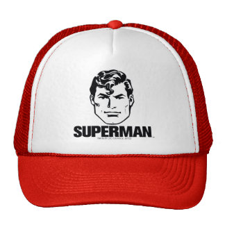 Stripe Boy - Superman Cap