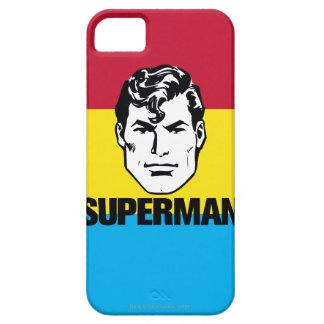 Stripe Boy - Superman iPhone 5 Cover