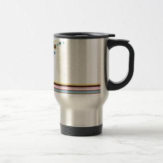 stripe celebrate coffee mugs
