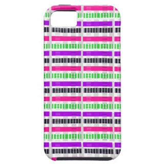 Stripe & Check 2014 iPhone 5 Cover