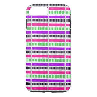 Stripe & Check 2014 iPhone 8 Plus/7 Plus Case