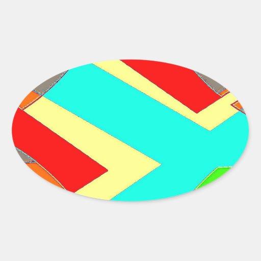 Stripe Nobel Sticker