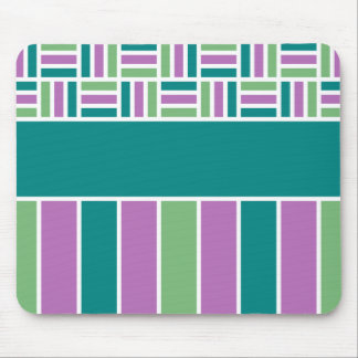 Stripe Pattern mousepad, customize Mouse Pad