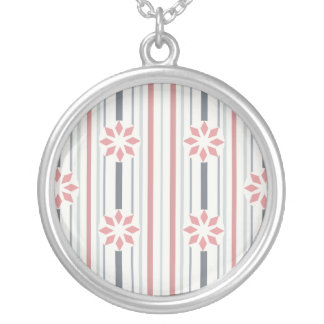 Stripe Pattern necklace