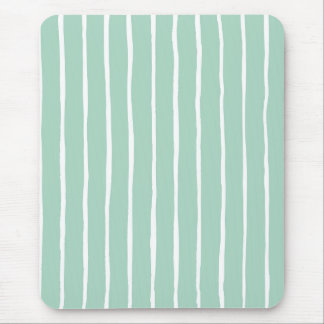 Stripe the Line #2 Mouse Pad