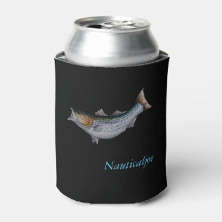 striped bass can cooler