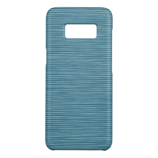 Striped Blue Case-Mate Samsung Galaxy S8 Case