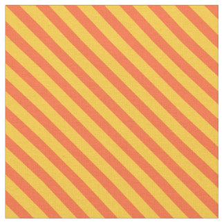 Striped Boy's Fabric, Bright Diagonal Stipes Fabric