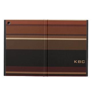 Striped Contemporary  IPad Air Cover