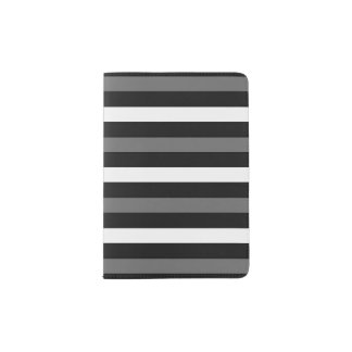 Striped Custom Passport Holder