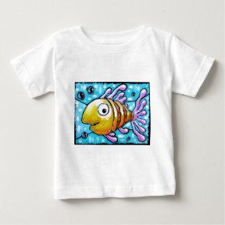 Striped Genk Baby T-Shirt