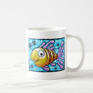 Striped Genk Coffee Mug