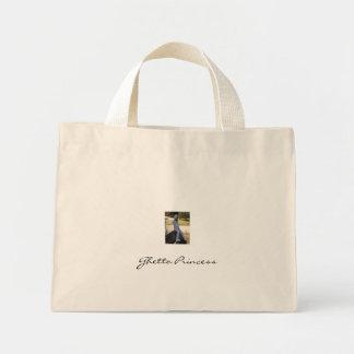 Striped Ghetto Princess Hoodie Pic Bag