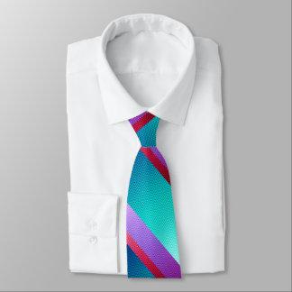 Striped Gradience Tie