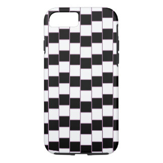 Striped illusion Iphone case