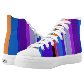 Striped IV High Tops