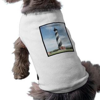 Striped Lighthouse Pet Shirt