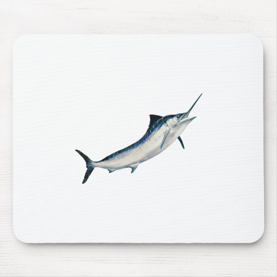 Striped Marlin Mouse Mat