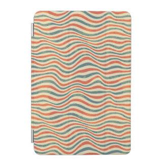 Striped pattern iPad mini cover