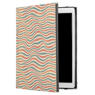 "Striped pattern iPad pro 12.9"" case"