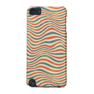 Striped pattern iPod touch (5th generation) case